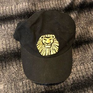 Disney The Lion King Musical Adjustable Cap